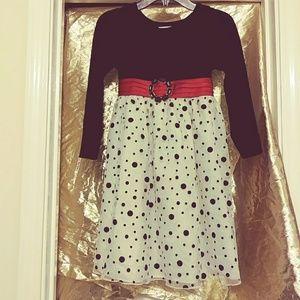 Girls Winter Wonderland Dress